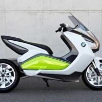 Miejski pojazd na prąd – BMW Concept e