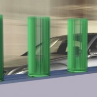 Turbiny wiatrowe przy drogach coraz popularniejsze… wśród projektantów