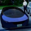 Pierwszy na świecie samochód wydrukowany za pomocą drukarki 3-D – Urbee Hibrid