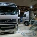 Testy ciężarówek na skroplony gaz