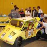 Ekologiczny samochód studentów Politechniki Lubelskiej