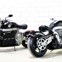 Sora – elektryczny motocykl