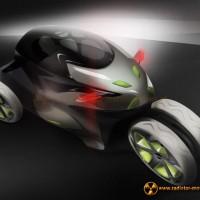 Paraton-e – samochód czy motocykl?