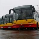 10 gazowych Solbusów już w stolicy