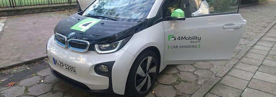 Carsharing w Polskich miastach?