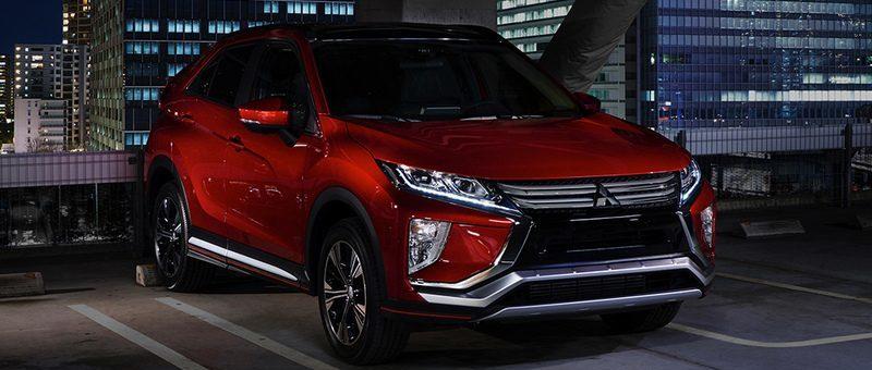 Mitsubishi wchodzi na rynek z nowym modelem Eclipse Cross