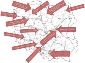 drogi krajowe - remonty
